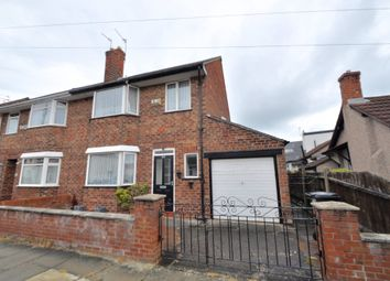 Thumbnail 3 bed semi-detached house for sale in Eric Road, Wallasey