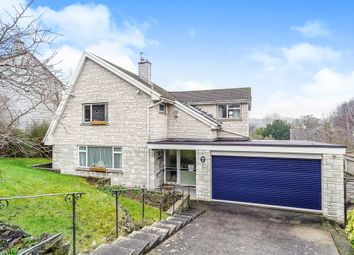 Thumbnail 4 bed detached house for sale in Wickham Rise, Frome