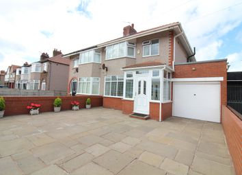 Thumbnail 3 bed semi-detached house for sale in Beach Road, Fleetwood
