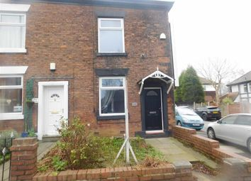 Thumbnail 2 bedroom end terrace house for sale in Hyde Road, Woodley, Stockport