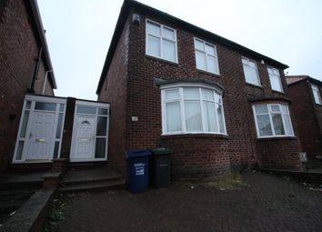 Thumbnail 3 bed terraced house to rent in Hadrian Road, Fenham, Newcastle Upon Tyne