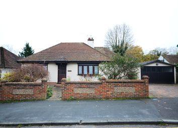 Thumbnail 2 bedroom detached bungalow for sale in Hale Reeds, Farnham, Surrey