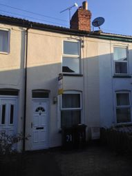 Thumbnail 2 bed terraced house to rent in Connaught Terrace, Lincoln
