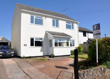 Thumbnail 4 bed detached house for sale in Rewe, Exeter