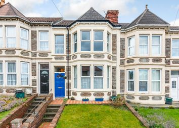 Thumbnail 3 bed terraced house for sale in Newbridge Road, Bristol