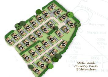 3 bed mobile/park home for sale in Benenden Road, Biddenden TN27