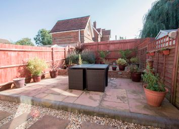 Thumbnail 3 bedroom end terrace house for sale in Waterside Close, East Cowes