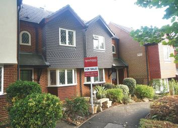Thumbnail 2 bed terraced house for sale in Thornleas Place, East Horsley, Leatherhead