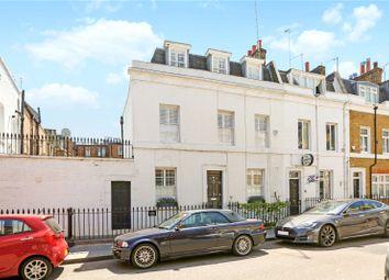Longmoore Street, London SW1V. 4 bed end terrace house