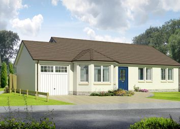 Thumbnail 3 bedroom bungalow for sale in The Gordain, Hayfield Brae, G S Brown Construction