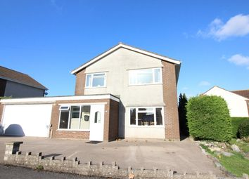 Thumbnail 4 bed detached house for sale in Queens Gardens, Magor, Caldicot