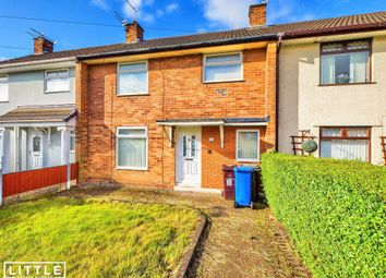 Thumbnail 3 bed terraced house to rent in Oxford Road, Huyton