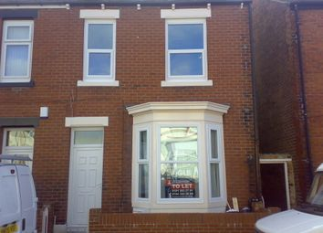 Thumbnail 2 bed flat to rent in Burnville Road South, Sunderland