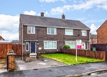 Thumbnail 3 bed semi-detached house for sale in Headlam Road, Billingham