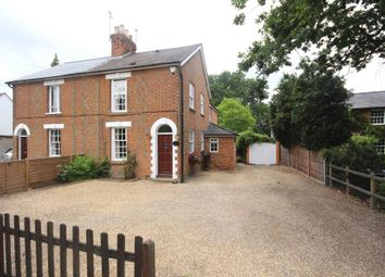 Thumbnail 3 bed semi-detached house for sale in Newell Green, Warfield, Bracknell