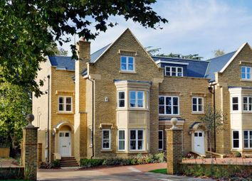 Thumbnail 4 bed town house for sale in The Maples, Upper Teddington Road, Hampton Wick, Kingston Upon Thames
