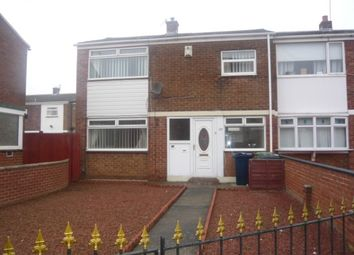 Thumbnail 2 bed terraced house to rent in Steward Crescent, South Shields