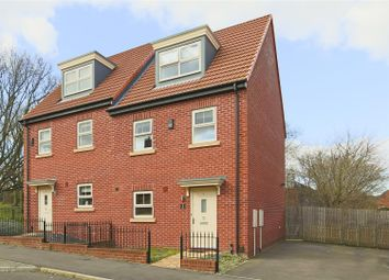 3 bed semi-detached house for sale in Weaving Gardens, Sherwood, Nottinghamshire NG5