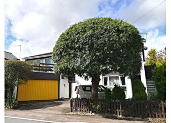 Thumbnail 4 bed detached house for sale in Banbury Street, Warwick
