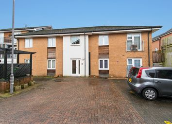 Thumbnail 2 bed flat for sale in Hanno Close, Wallington