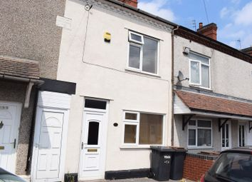 Thumbnail 2 bed terraced house for sale in Croft Road, Nuneaton