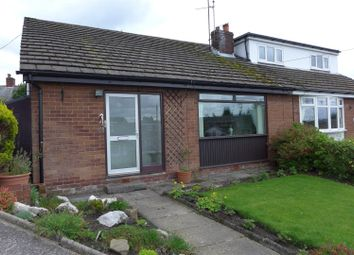 Thumbnail 2 bedroom semi-detached bungalow for sale in Ogden Close, Heywood