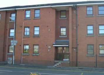 Thumbnail 1 bed flat for sale in Kirkwood Street, Coatbridge