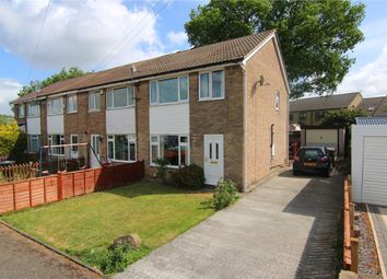 Thumbnail 3 bed end terrace house for sale in Tewitt Close, Steeton