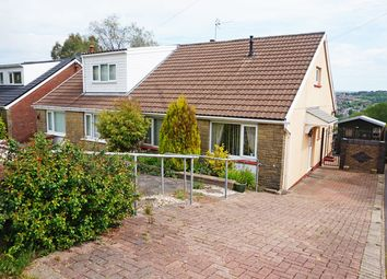 Thumbnail 3 bed semi-detached house for sale in Forest Avenue, Cefn Hengoed, Hengoed