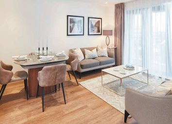 Thumbnail 2 bed flat for sale in Trinity Square, Colindale