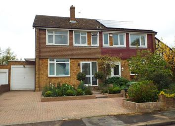 Thumbnail 3 bed semi-detached house for sale in The Knoll, Billericay