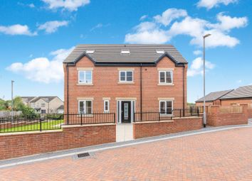 Thumbnail 5 bed detached house for sale in The Parks, Main Street, South Hiendley, Barnsley