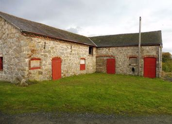 Thumbnail Barn conversion for sale in Former Agricultural Building At Pentre Farm, Woodhill, Oswestry, Shropshire