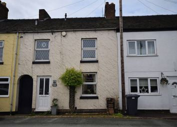 Thumbnail 2 bed terraced house for sale in High Street, Newchapel, Stoke-On-Trent
