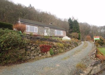 Thumbnail 3 bed detached bungalow to rent in Nantyr Road, Glyn Ceiriog, Nr Llangollen