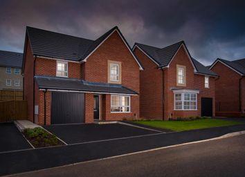 "Thumbnail 4 bedroom detached house for sale in ""Kennington"" at Kepple Lane, Garstang, Preston"