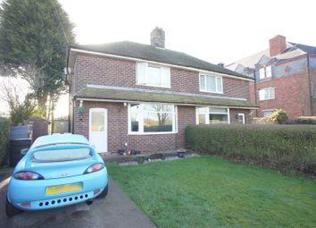 Thumbnail 2 bedroom semi-detached house to rent in Stretton Road, Stretton, Warrington