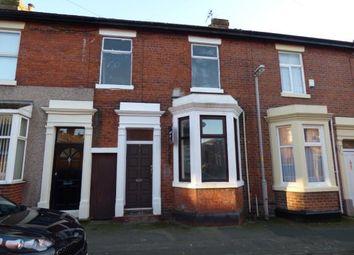 Thumbnail 3 bedroom terraced house for sale in Waterloo Terrace, Ashton, Preston, Lancashire