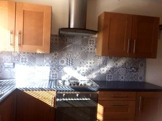 Thumbnail 2 bed flat to rent in Harrismith Road, Penylan