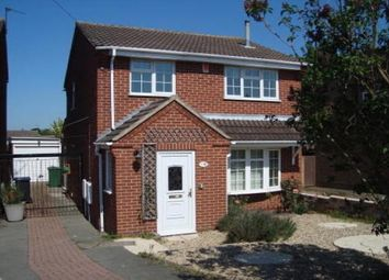 Thumbnail 3 bed detached house to rent in Osborne Road, Loughborough