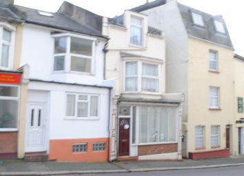 Thumbnail 2 bed terraced house to rent in Tower Road, St Leonards, East Sussex
