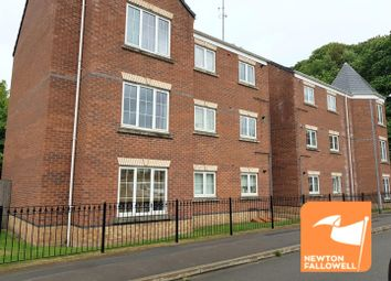 Thumbnail 3 bed flat for sale in Heathfield Way, Mansfield