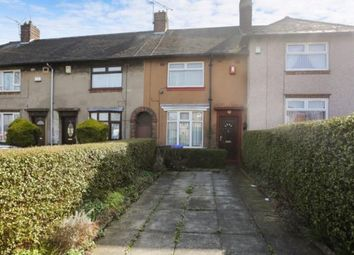 Thumbnail 2 bedroom terraced house for sale in Adlington Road, Sheffield, South Yorkshire