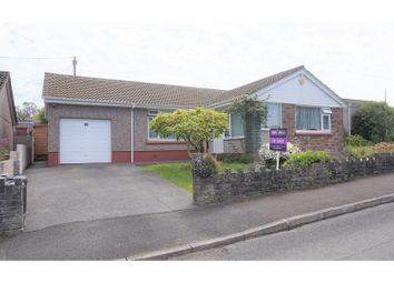 Thumbnail 3 bed detached bungalow for sale in Fourgates, Liskeard