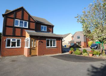 Thumbnail 4 bed detached house for sale in Ashlea Meadow, Bishops Cleeve, Cheltenham