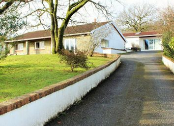 Thumbnail 3 bed detached bungalow for sale in Nantyglyn Road, Glanamman, Ammanford