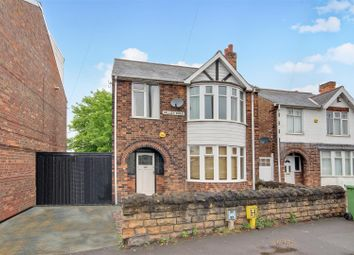 Thumbnail 3 bed detached house for sale in Valley Road, Basford, Nottingham