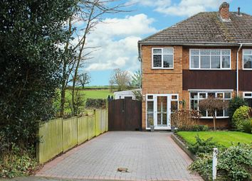 Thumbnail 4 bed semi-detached house for sale in The Windmill Hill, Allesley, Coventry