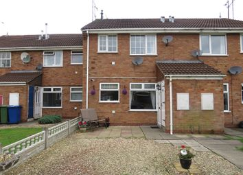 Thumbnail 1 bed maisonette for sale in Herondale, Hednesford, Cannock
