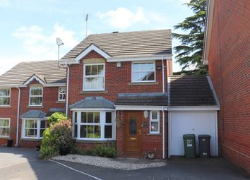 Thumbnail 3 bed link-detached house to rent in Reynard Close, Webheath, Redditch